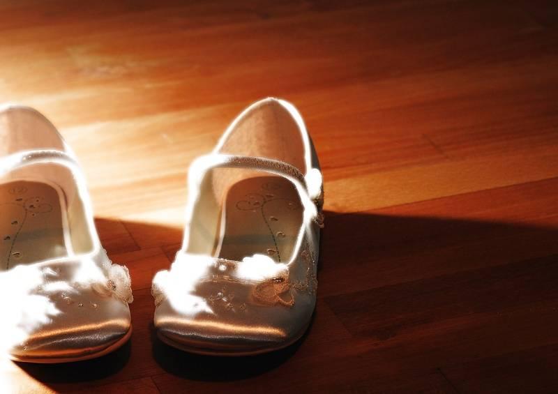 Bridesmaid Ballet Shoes II
