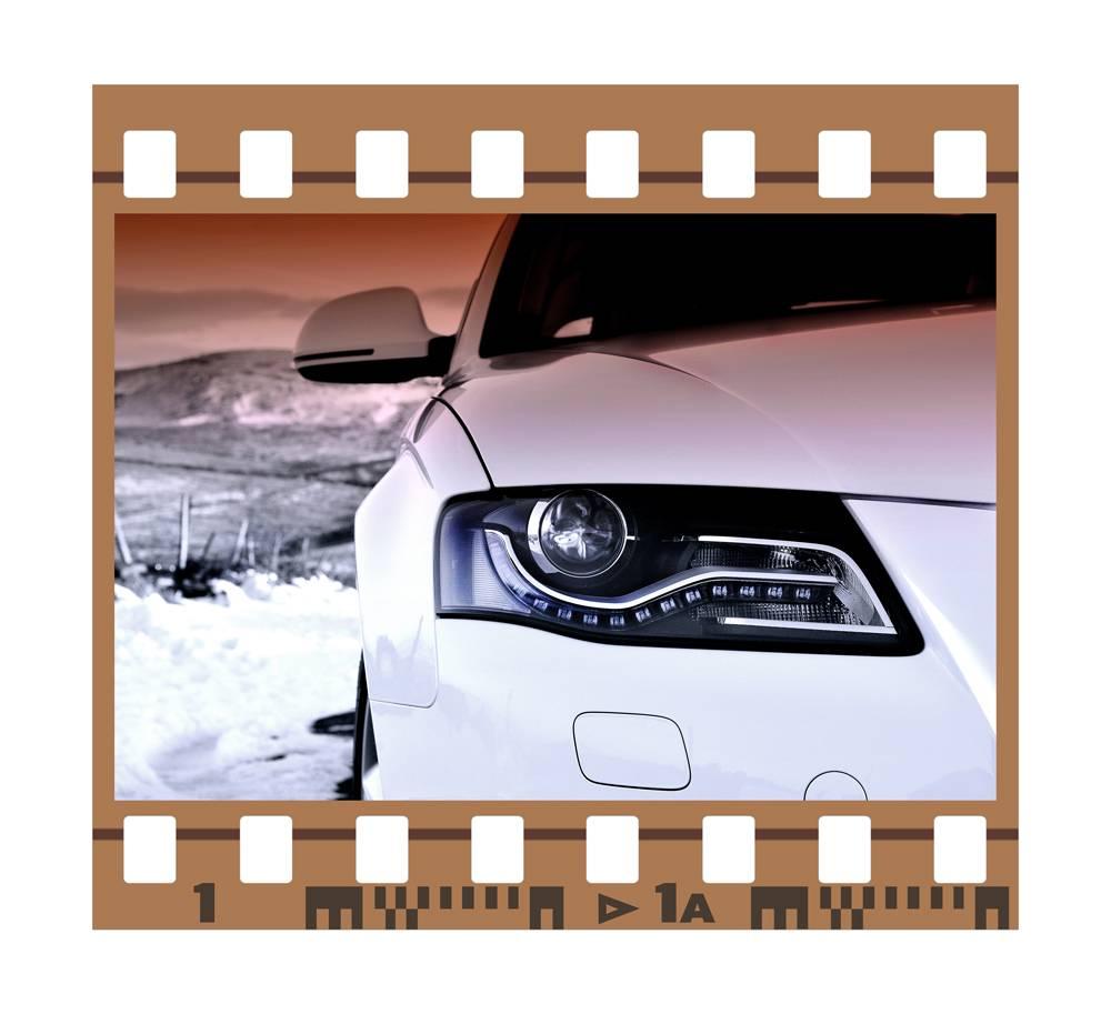 Audi on Film