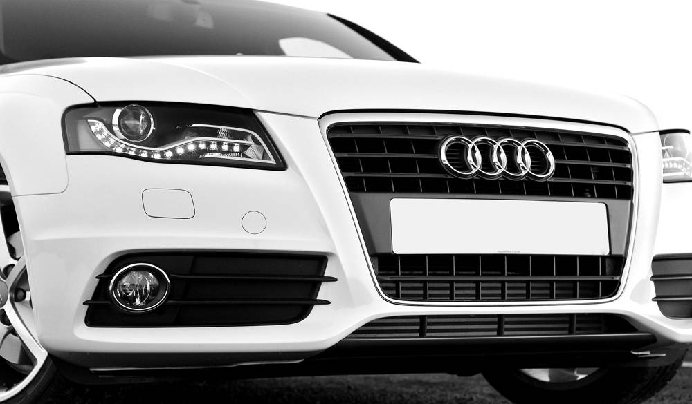 Audi made for Mono