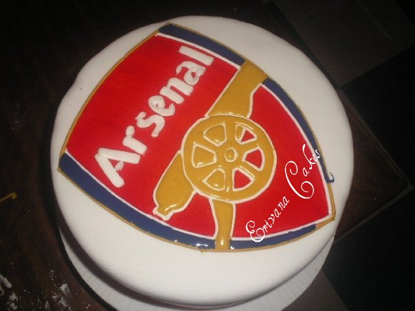 Arsenal Cake(SP060)