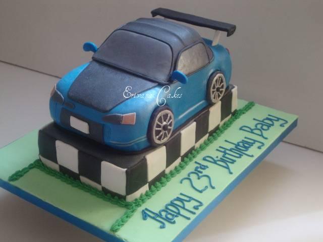 Car Cake (SP065)