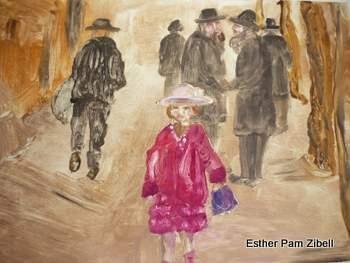 Purim in Crown Heights