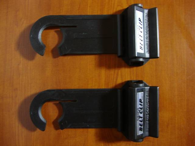 Aftermarket Belt Clips