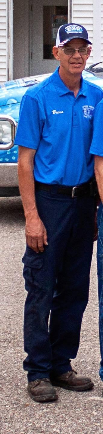 Brian Peterson- Service Technician