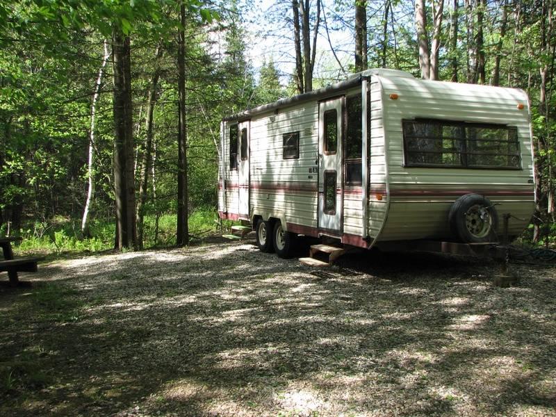 On-Site Camper Rental - 9B