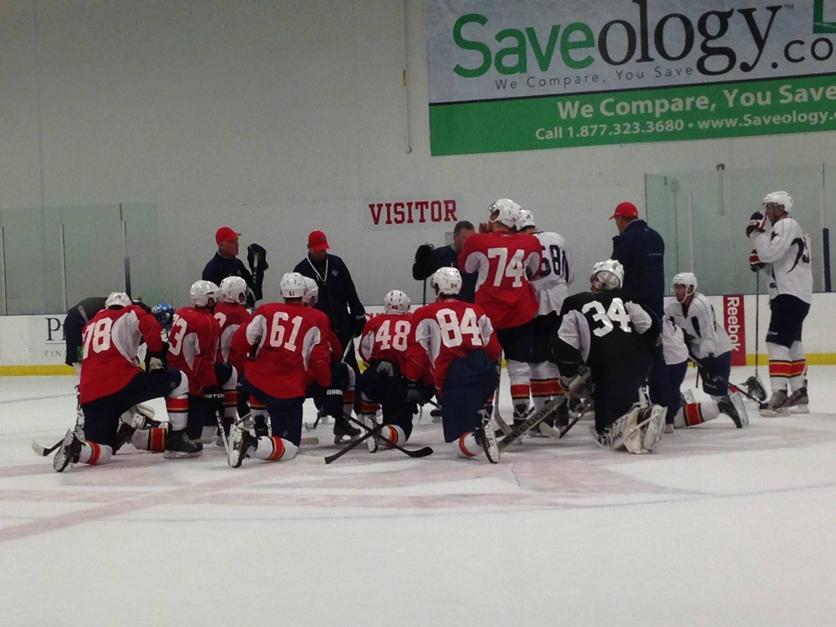 2013 Rookie Development Camp