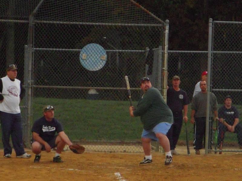 Softball Tournament 10/26/2009