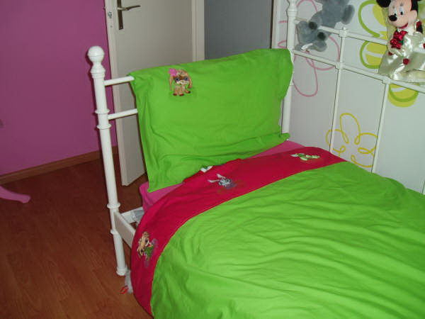 Petshop bed
