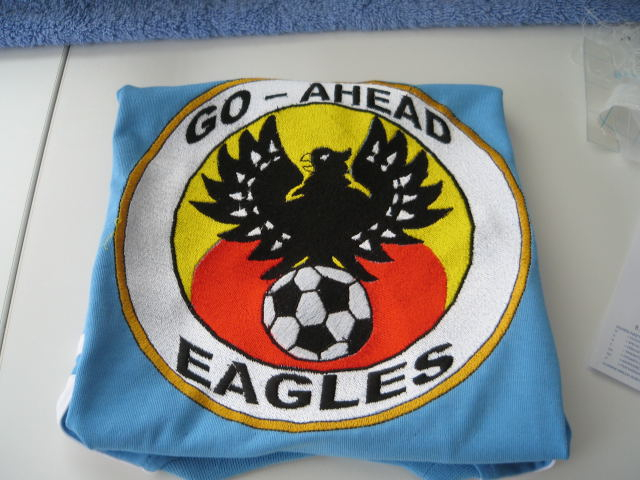 Go ahead eagles voetballogo