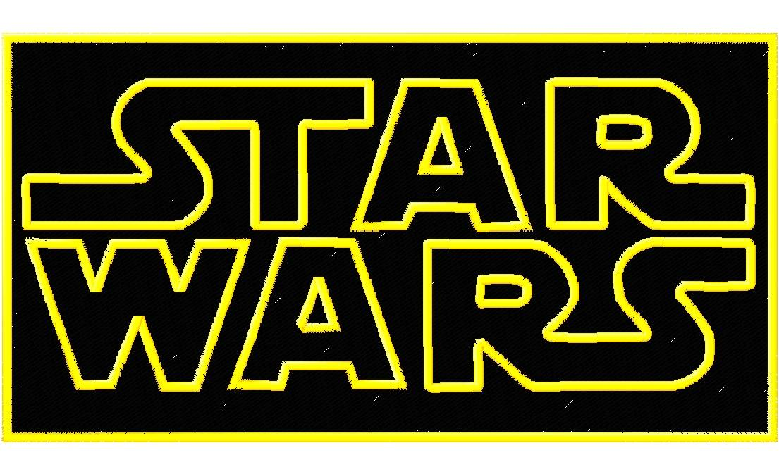 Star wars logo 91 X 173