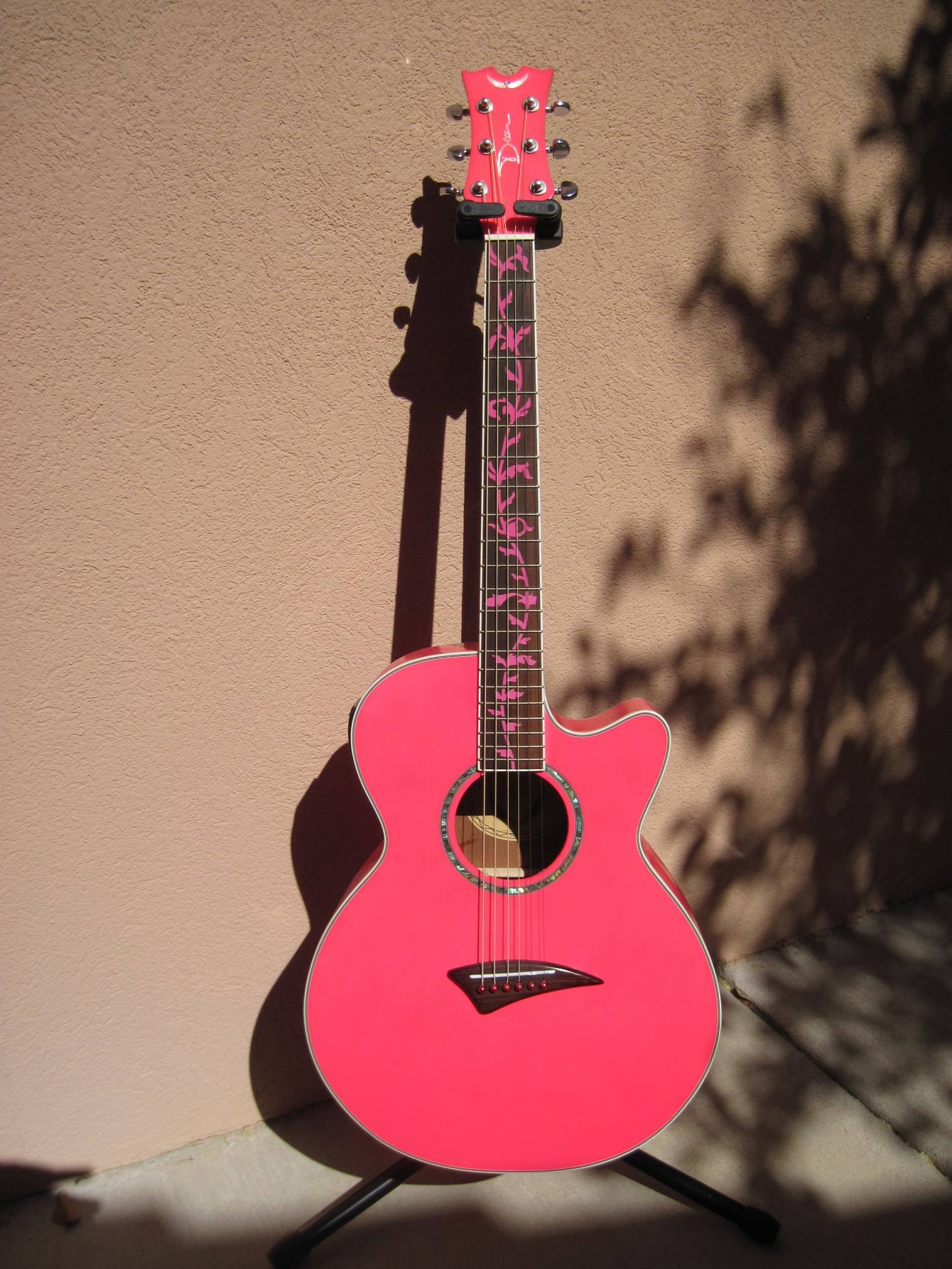 2013 Dean Performer E Acoustic-Electric Guitar