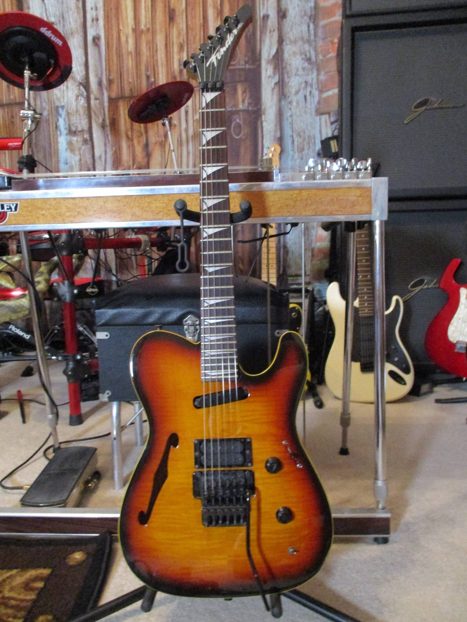 1991 Fender Telecaster HMT Made In Japan