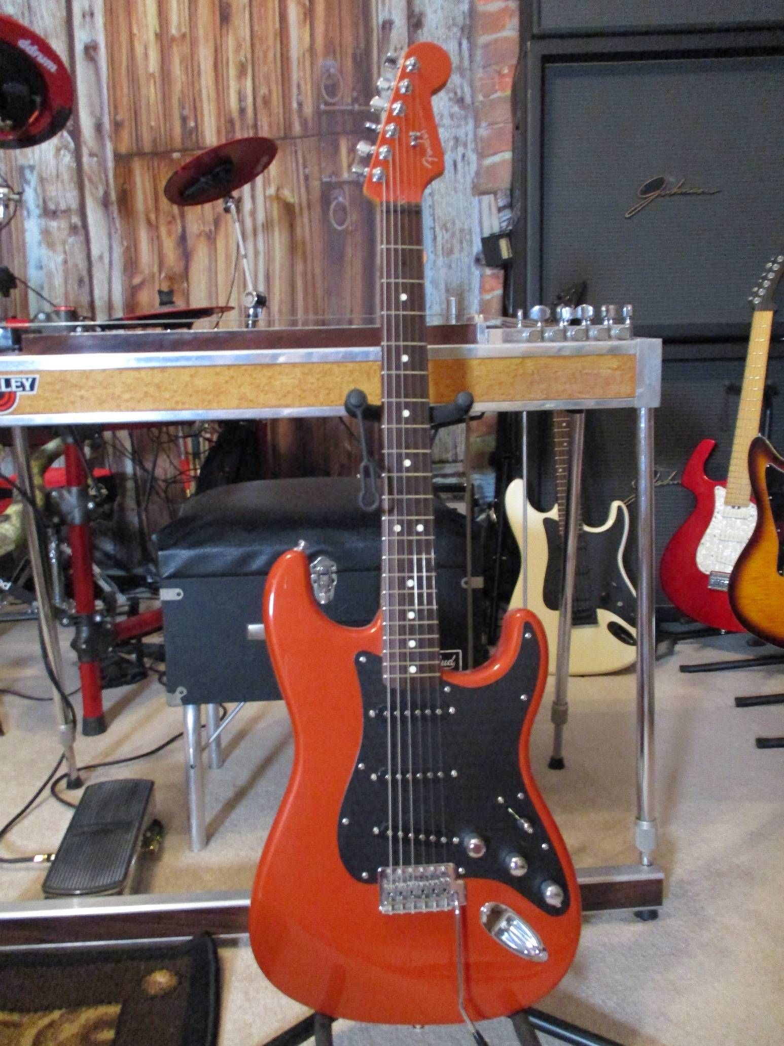 2003 Fender Stratocaster Special Edition 183 Of 250