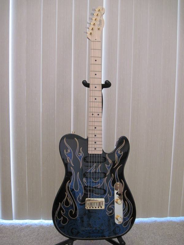 2006 Fender Telecaster James Burton Signature Model