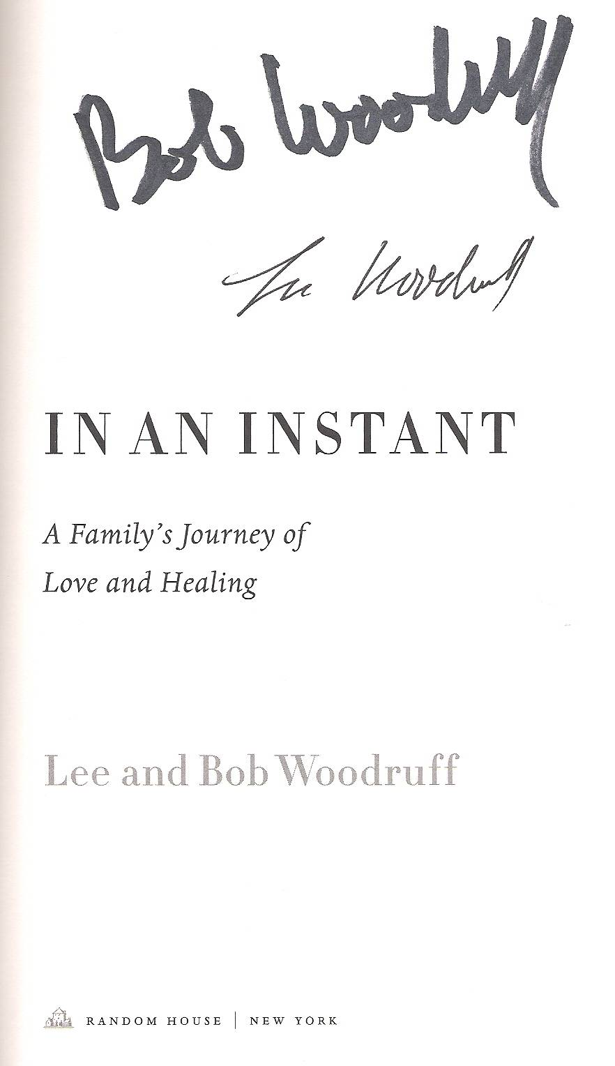 Bob & Lee Woodruff