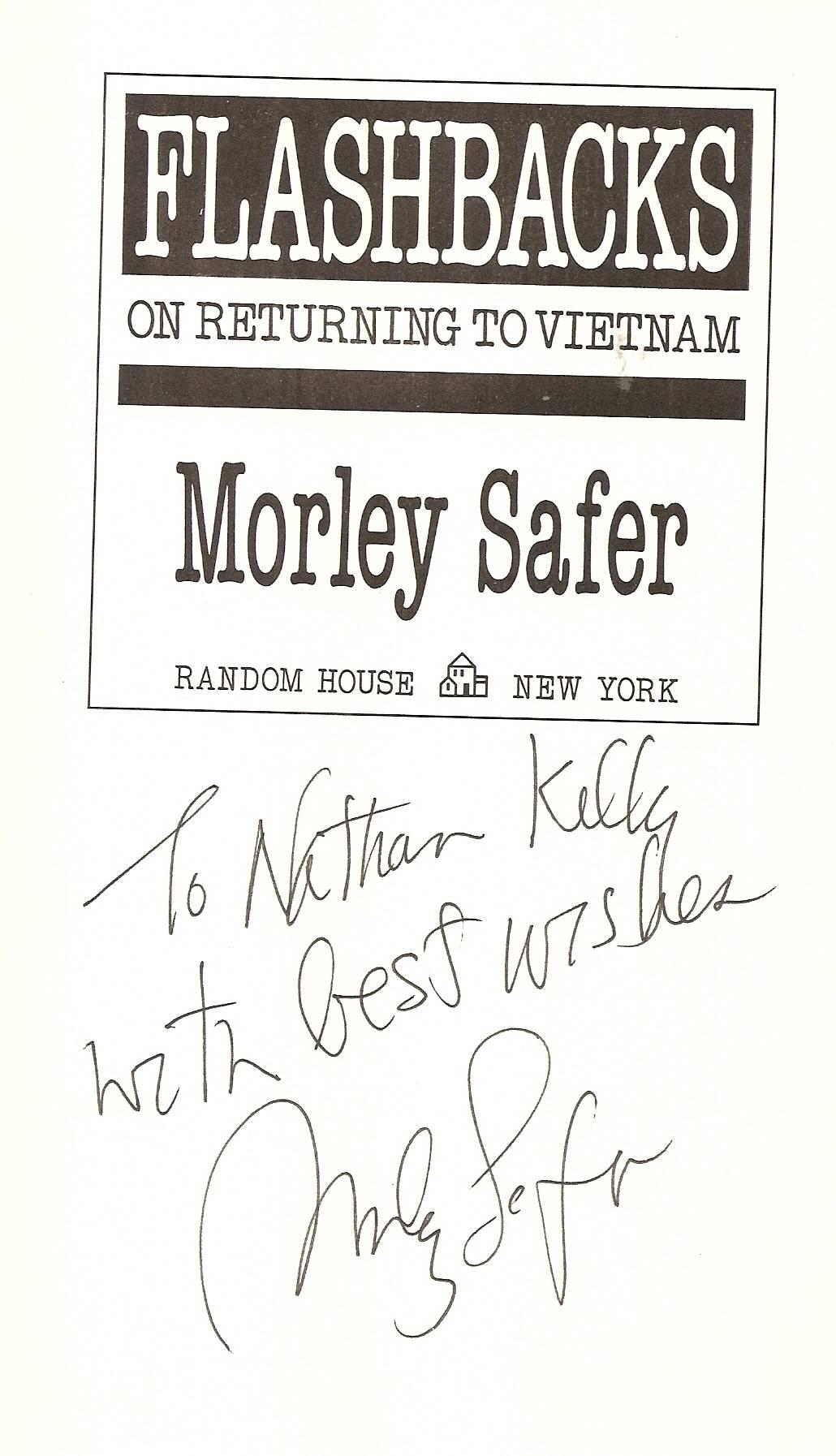 Morley Safer