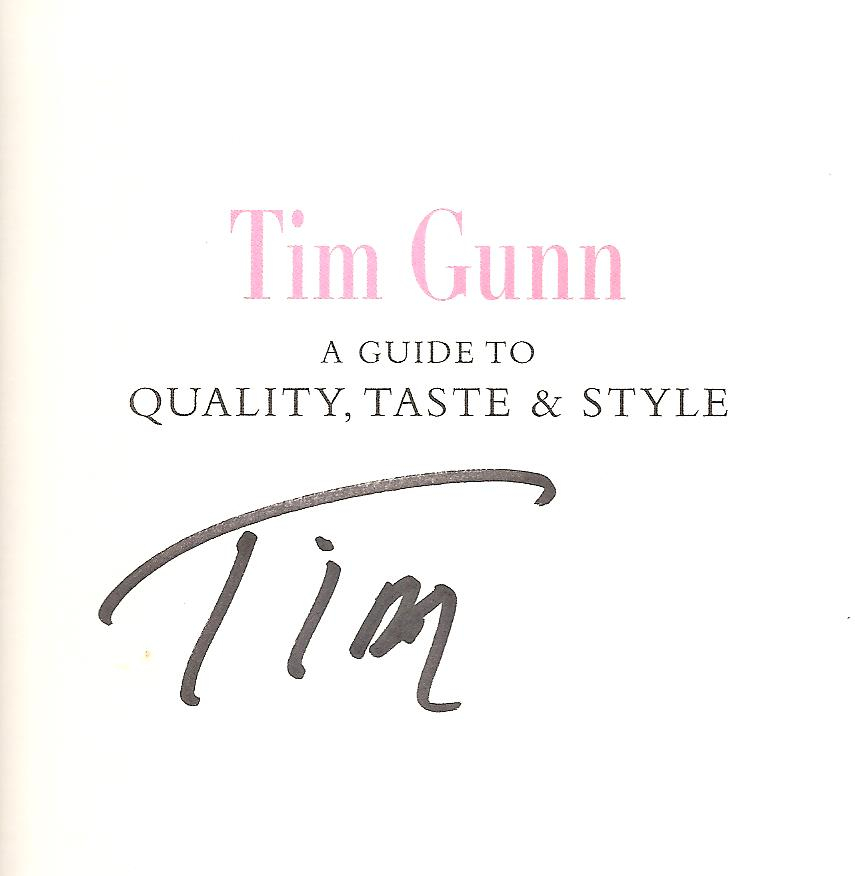 Tim Gunn