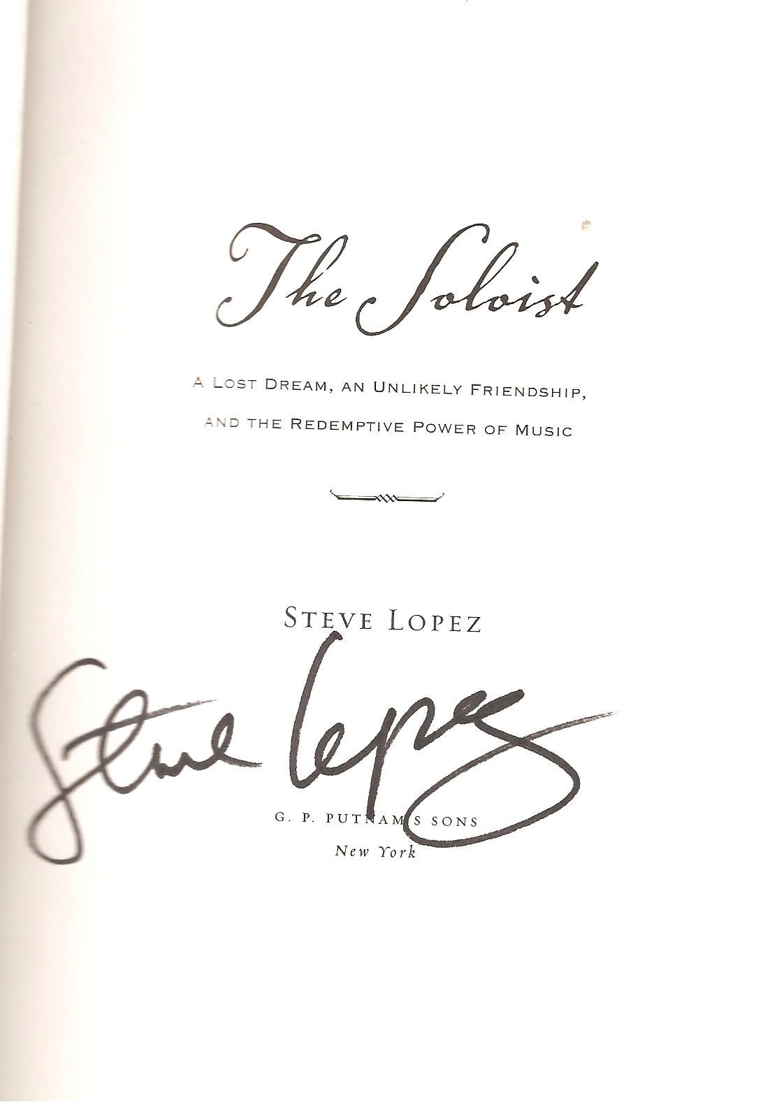 Steve Lopez