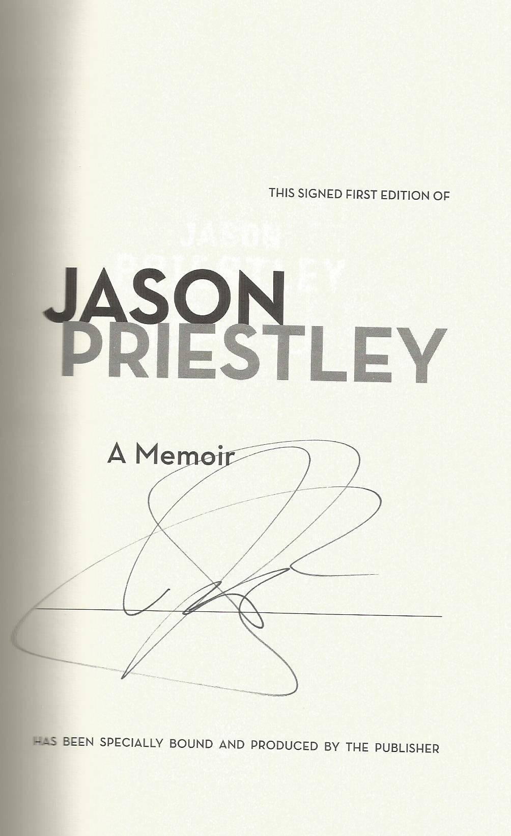 Jason Priestley