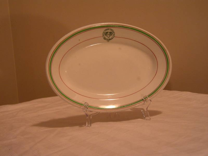 Hotel Fernie Plate