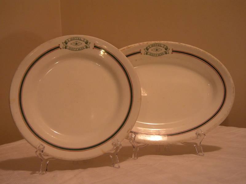 Hotel Hoffman Plates