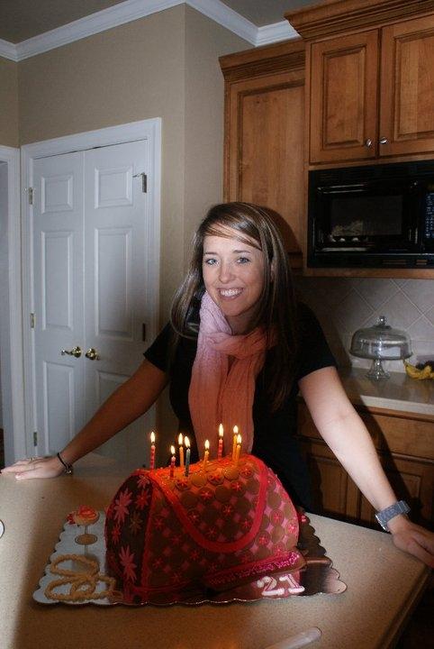 Devon's 21st birthday