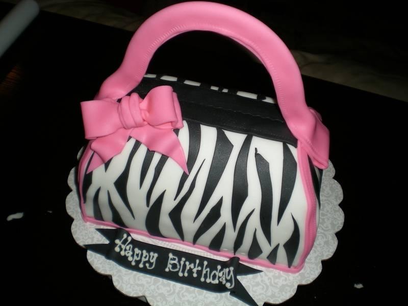 Allie's purse