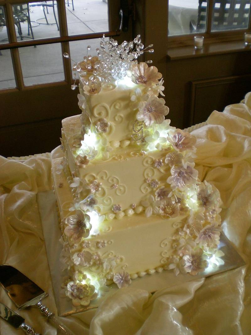 Josh & Jennifer's cake