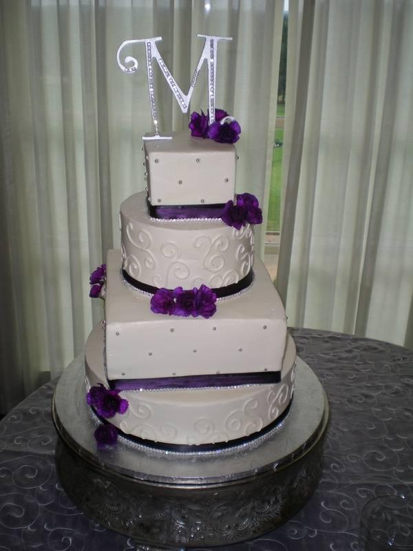 Lauren's Wedding Cake