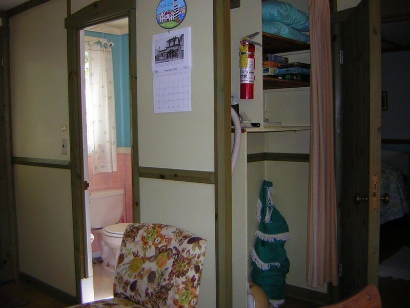 Bathrm and closet - South West