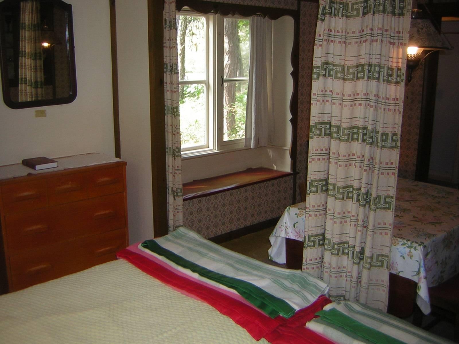 Bedroom area - North West