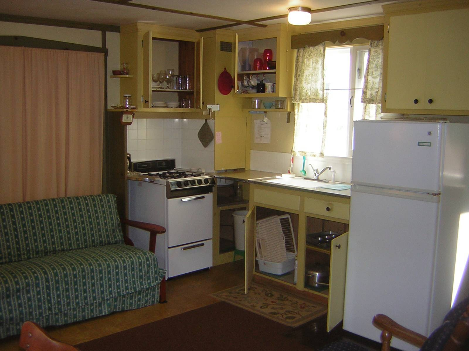Kitchen area - South East