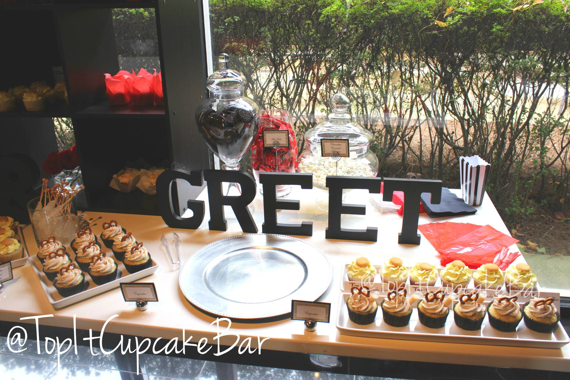 Sweet & Greet Dessert Table- 2