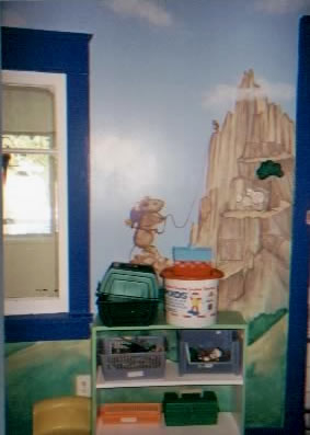 Whole Room Mural