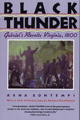 Gabriel Prosser-Black Thunder, by Bontemps Ama, &17.95