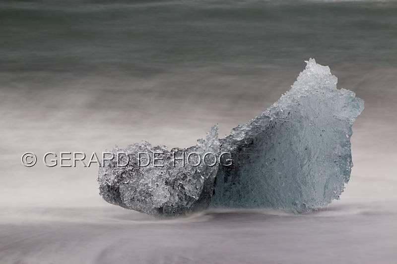 ijs in zee