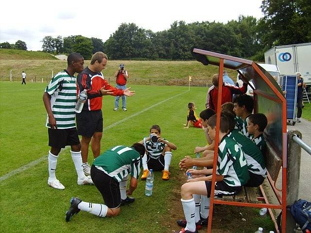 Coaching in France as guest of ASPTT Limoges
