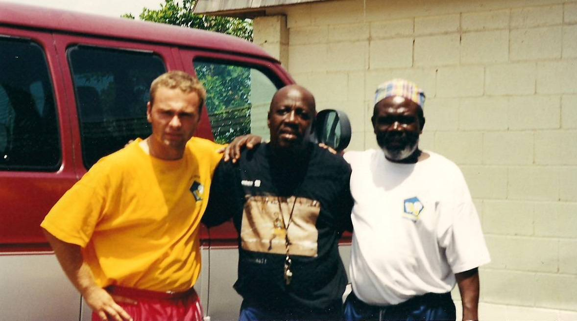 Virgin Islands Coaching Staff