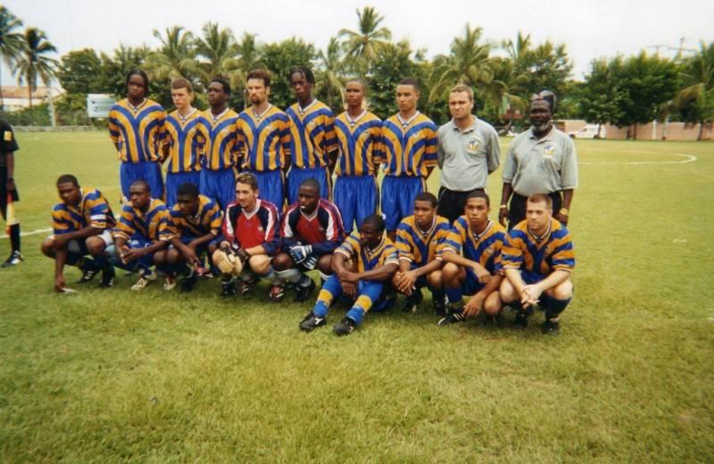 U.S. Virgin Islands Olympic Team