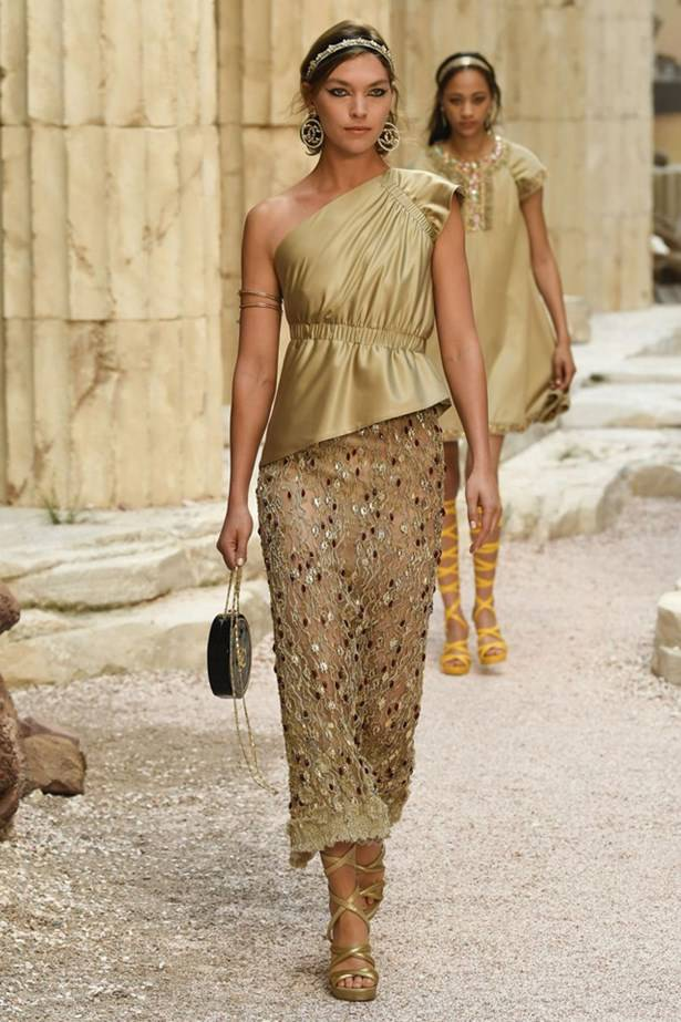 Gold and the Ancient Glam