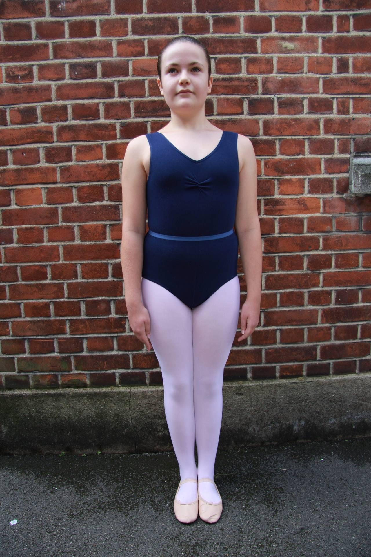 Grade 4 girls classical uniform for girls