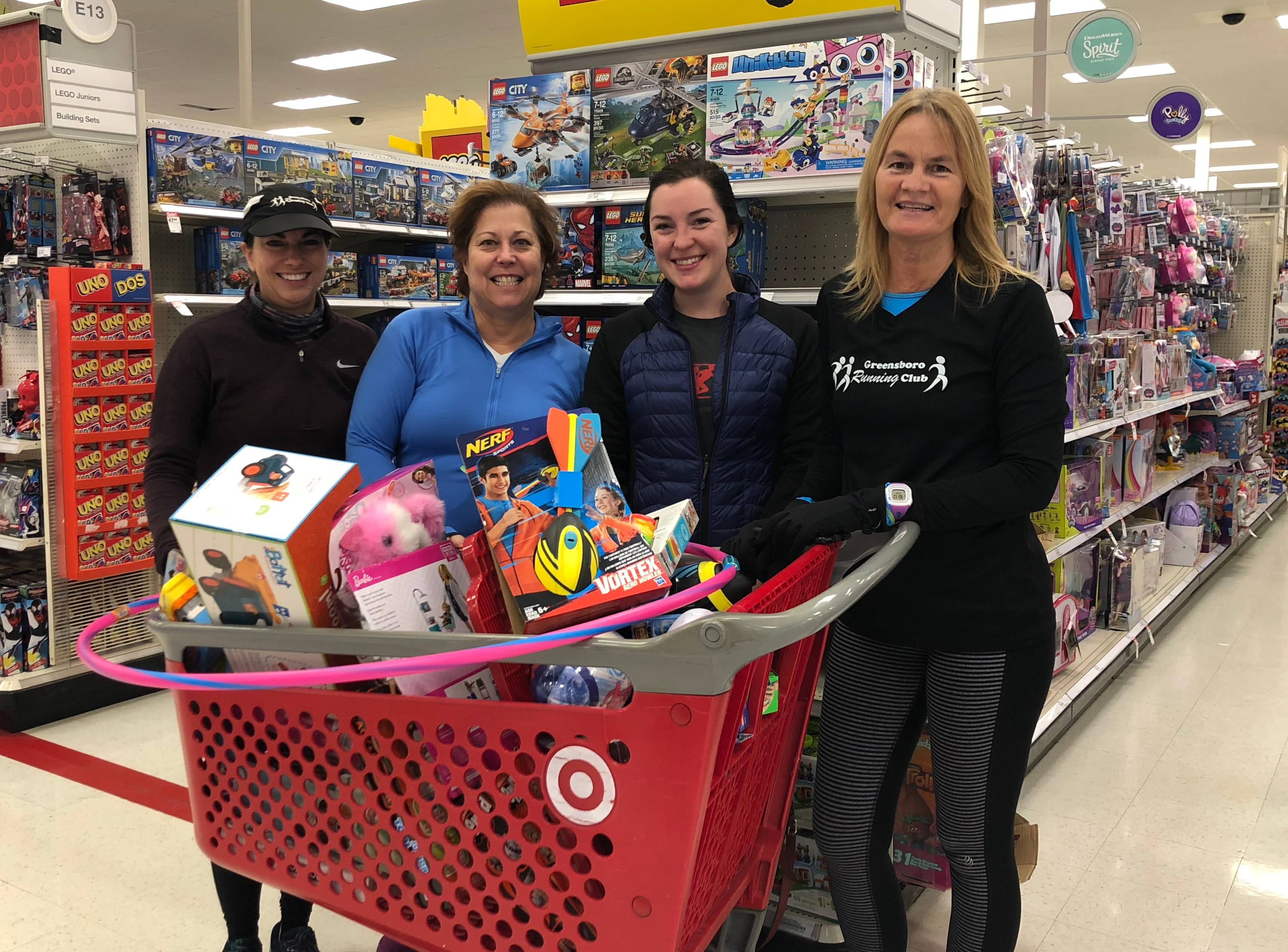 2018 Giving Back - Volunteering - Donations