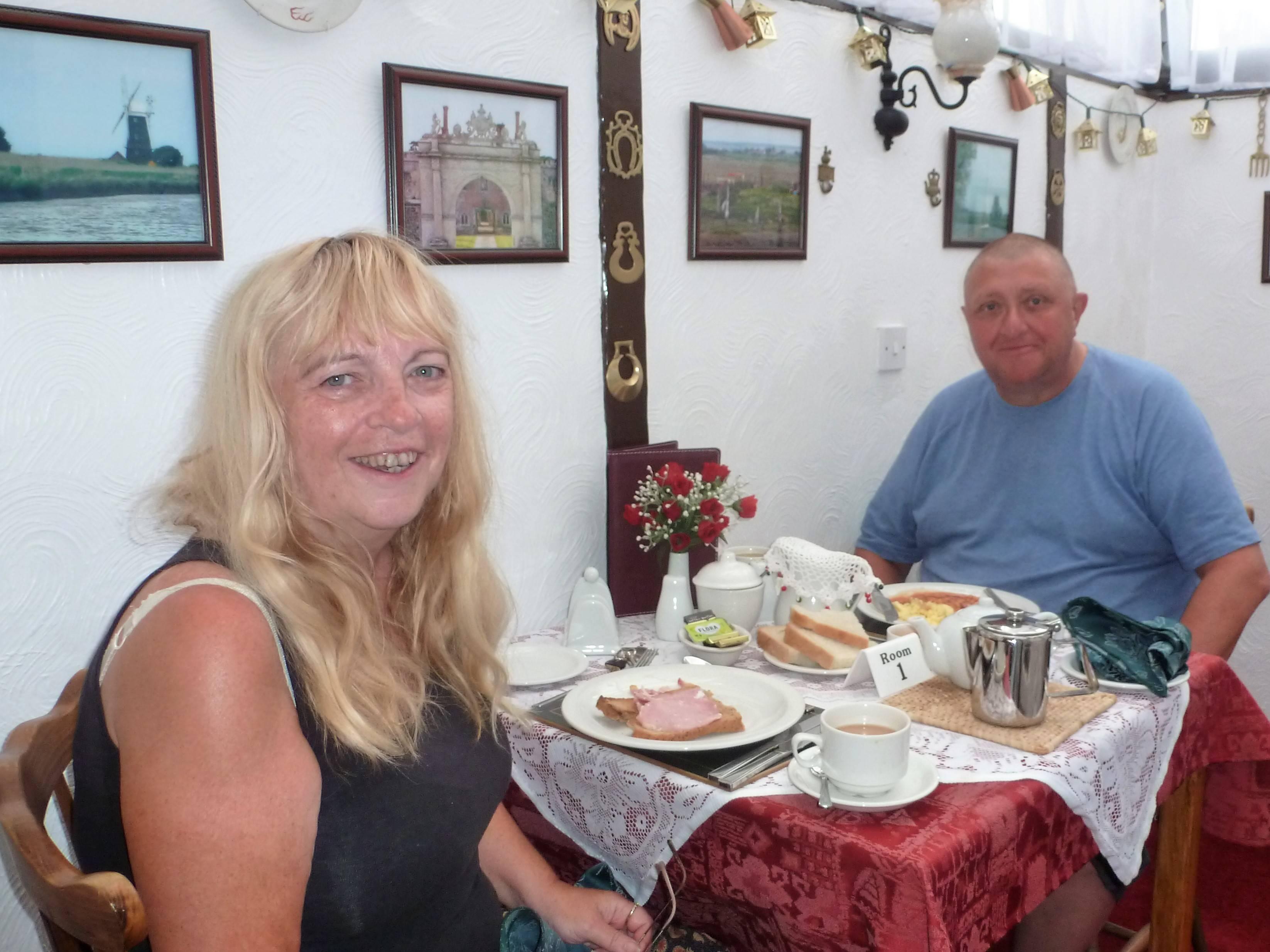 Debbie & Terry