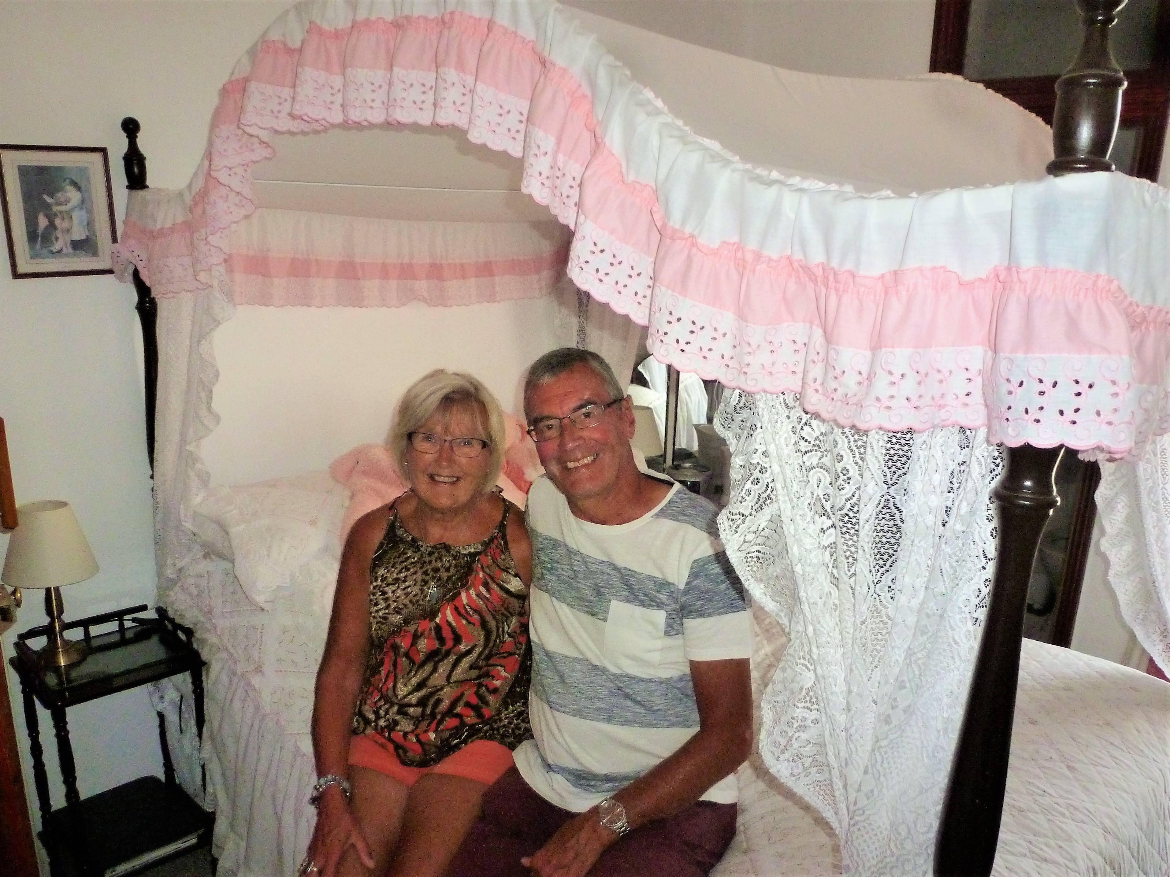 Barbara & Robert
