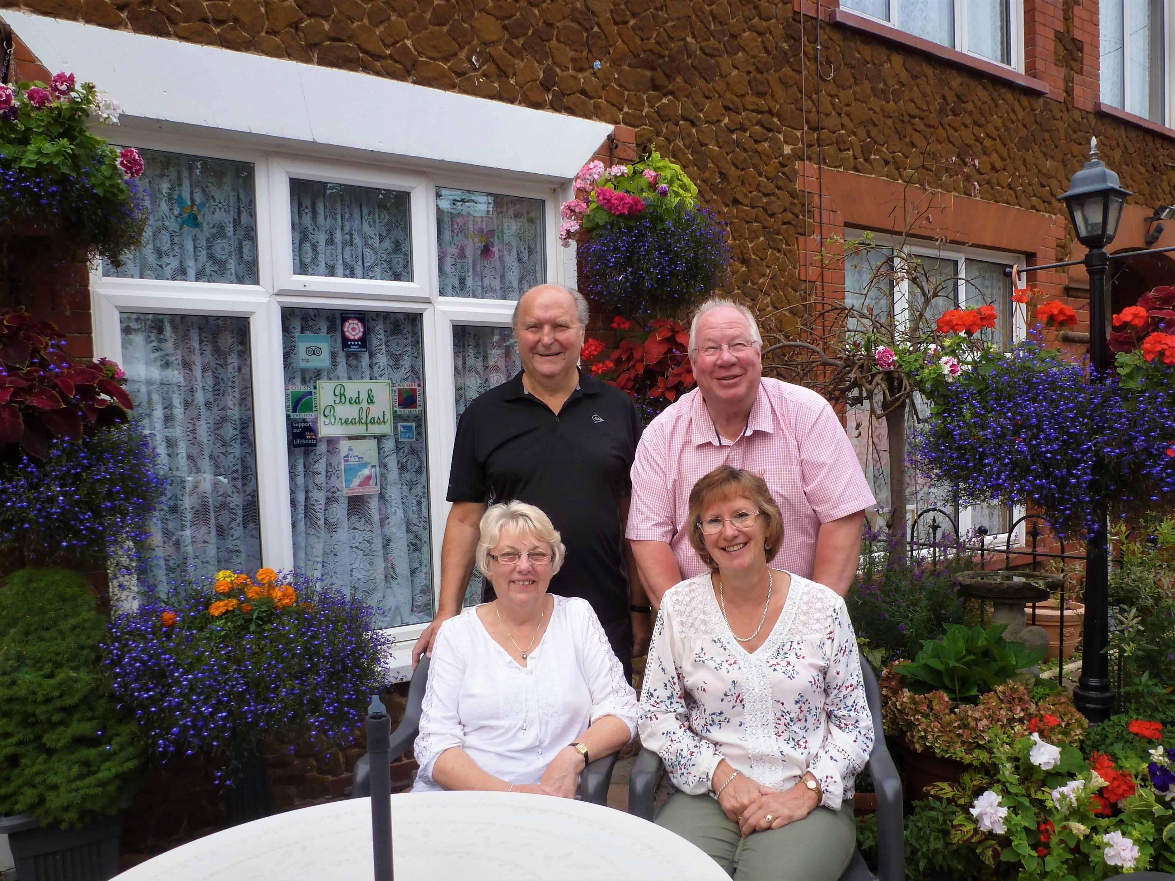 John, Diane, Tom & Sue