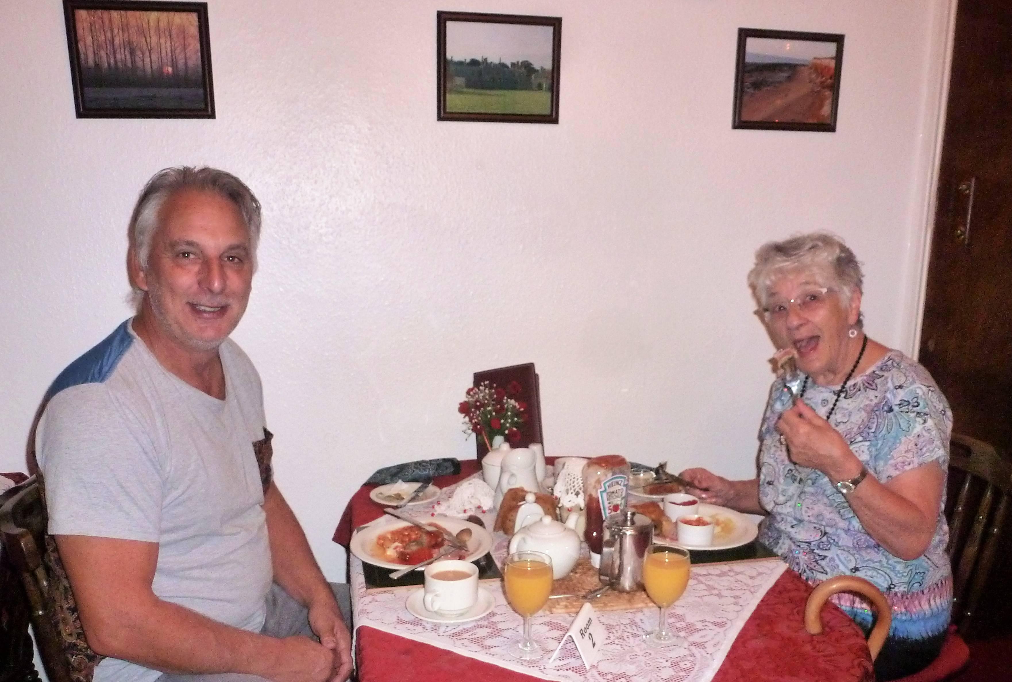 Steve & Joyce