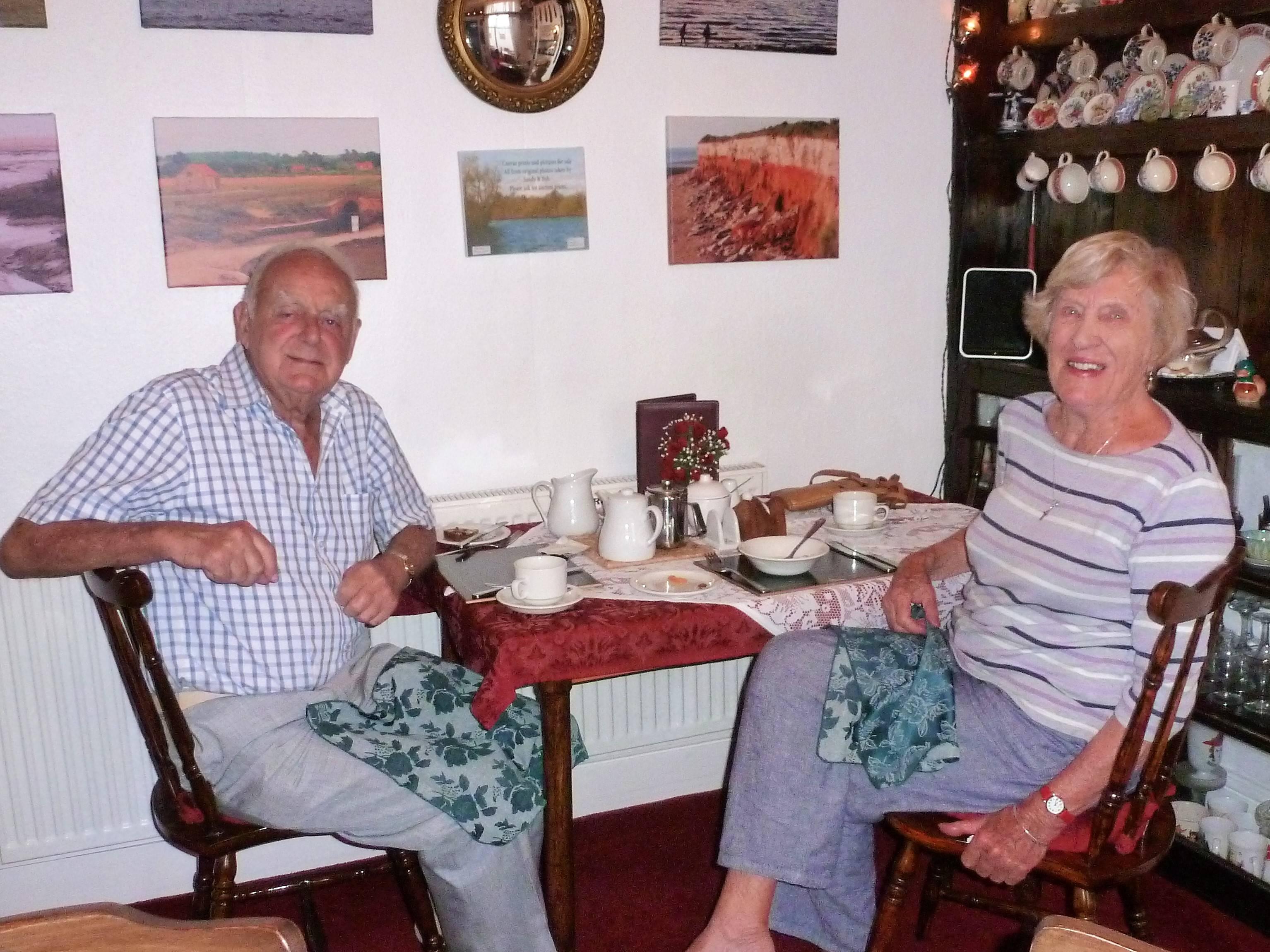 Alan & Margaret