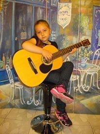 Natasha Playing 2