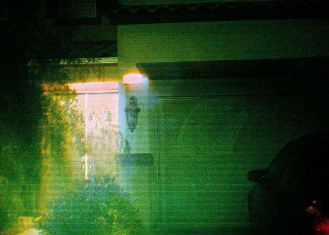 """Early """"Wall Entity"""", Fall, 2009"""
