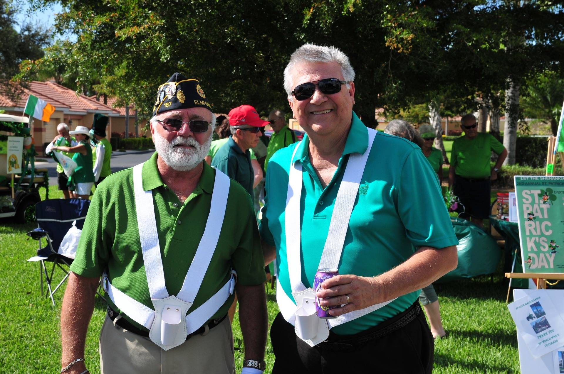 Honor Guard Members